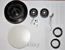 10X-30X, 20x -60X Binocular Stereo Darkfield Gem Microscope+Jewelry Clip NEW