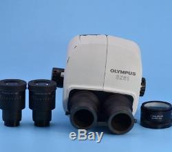 1PC Used Olympus SZ61-60 Binocular stereo microscope