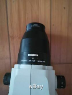 1PCS Used OLYMPUS SZ61 STEREO ZOOM MICROSCOPE Tested in Good Conditon Fast Ship