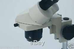 20X 40X 360 Degree Rotatable Binocular Stereo Microscope for PCB Repairing