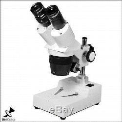 20X/40X Binocular Dual Power Stereo Microscope (FS12120323) Boli Optics