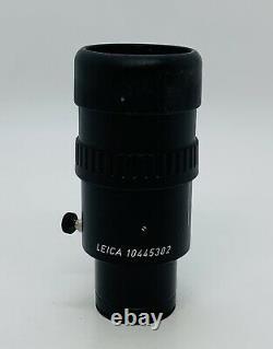 25x/9.5B Wild / Leica 445302 Stereo Microscope Binocular Eyepieces 30mm (ONE)