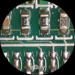 5X-10X Binocular Boom Arm Stereo Microscope with LED Gooseneck Light