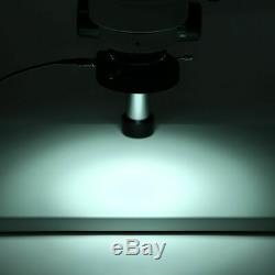 7X-45X Binocular Stereo Zoom Microscope Suite WF10X/20 Eyepieces 100-240VAC