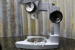 AO Spencer Stereo Zoom Binocular Microscope Excellent Condition 10x & 15x Eyes