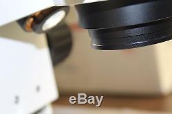 Absolute Clarity ISZ745-G Binocular Stereo Zoom Microscope System