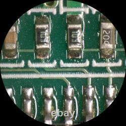 AmScope 10X-20X Binocular Stereo Microscope Boom Arm + LED Gooseneck Light