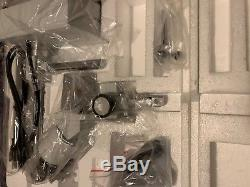AmScope 10X-20X LED Binocular Stereo Microscope LED Gooseneck NEW Warranty