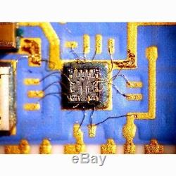 AmScope 7X-45X Binocular Stereo Microscope with LED Illuminator and Single Fiber