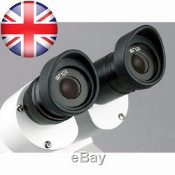 AmScope SE306R-P Student Forward Binocular Stereo Microscope 20X-40X