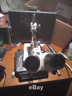 AmScope SE400-Z Professional Binocular Stereo Microscope 10x and 20x FREE SHIP
