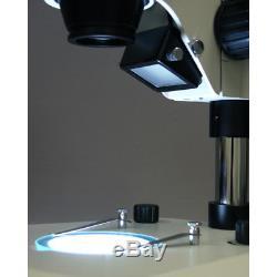 AmScope SM-1BZ-PL 3.5X-90X LED Binocular Stereo Zoom Microscope