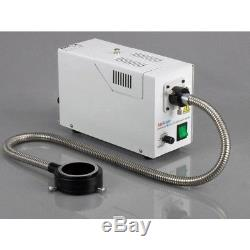 AmScope ZM-4BNW-FOR 6.7x-112.5x Binocular Stereo Zoom Boom Microscope