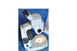 American Optical AO Model Forty Binocular Stereo Microscope Excellent Condition