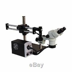 Aven 26800B-303 Stereo Zoom Microscope with Boom Stand Single Arm