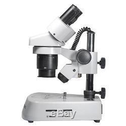 BARSKA 20x 40x Binocular Stereo Microscope