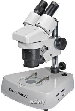 BARSKA Binocular Stereo Microscope, 20x, 40x
