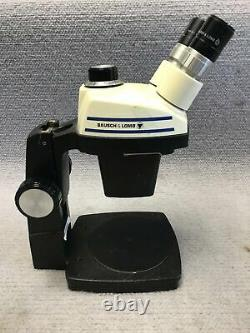 Bausch & Lomb Stereo Microscope Zoom 4 with Stand 0.7x 3.0x