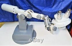 Bausch & Lomb Stereo Zoom Microscope 0.7X 3X With Articulated Stand