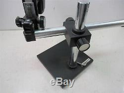 Bausch & Lomb StereoZoom 4 Stereo Microscope 0.7x -3.0x Boom Stand Extension Arm