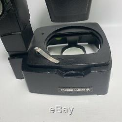 Bausch & Lomb StereoZoom 4 Stereo Microscope. 7X 30X Magnification 2 Eyepieces