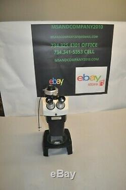 Bausch & Lomb StereoZoom 7 microscope WITH BAUSCH & LOMB SHUTTER ATTACHMENT