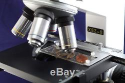 Bausch & Lomb XSZ-G stereo binocular biological MICROSCOPE 4x objectives backlit