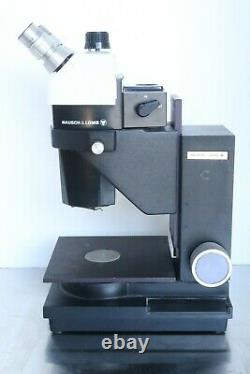Bausch and Lomb Stereozoom 7, Stereo Zoom Microscope with R-Series Boom Stand
