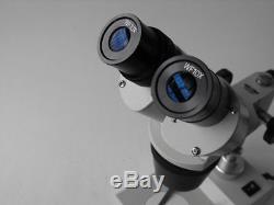 Binocular 20X 40X Stereo Microscope F Phone Repair With12V/10W Halogen Lamp