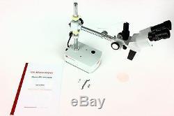 Binocular, C2-D Stereo Microscope, 10x & 20X Mag Mobile Phone Repair-SOLDERING