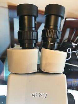 Binocular Stereo Industral Microscope