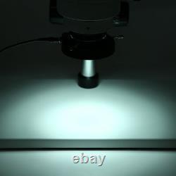 Binocular Stereo Zoom Microscope WF10X/20 Eyepieces 100-240VAC with Bracket