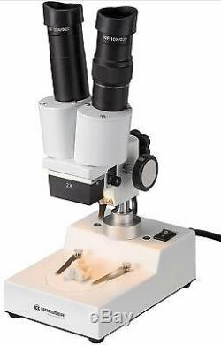 Bresser Microscope Biorit ICD 20x stereo