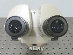C167958 Nikon SMZ-2B Stereo Zoom Microscope (0.8-5.0X) with E-Arm 10x/23 Eyepieces