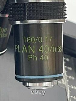 Cambridge Instruments GALEN III Stereo Binocular Microscope