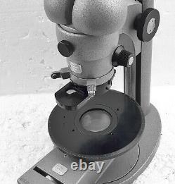 Carl Zeiss Binocular Polarization Stereo Vario Zoom Microscope