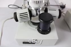 Carl Zeiss Jena CitoVal 2 Stereo Binocular Microscope Microscopy