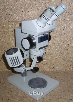 Carl Zeiss Jena Technival 2 Stereo Mikroskop microscope Binocular