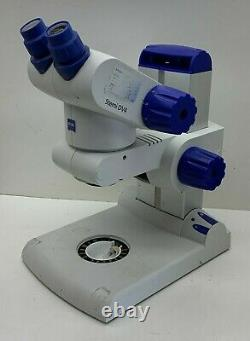 Carl Zeiss Stemi DV4 Stereo Microscope with Stand