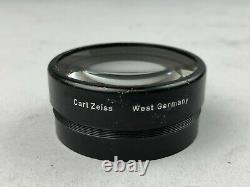 Carl Zeiss Stemi SV8 Stereo Microscope f=100 Objective