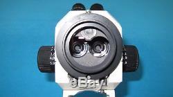 Carl Zeiss Stemi Sv6 Binocular Stereo Zoom Microscope W. Eyepieces & Objective