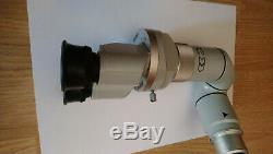 Carl Zeiss Stereo Observer Tube with binoculars set for OPMI Surgical Microscope
