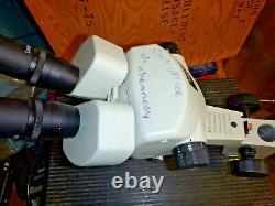 Carton SPZ50 Stereo Microscope Head and arm 6.7x to 50x zoom
