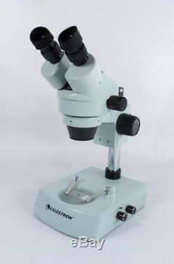 Celestron 1500x Professional Biological Microscope 44206 Stereo Binocular
