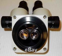 EMZ-5 (0.7x 4.5x) Binocular Stereo Microscope with 10X Eyepieces