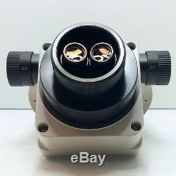 EUROMEX ZE. 1626 EU Equivalent To MEIJI EMZ-9 Stereo Zoom Microscope SWF10X #319