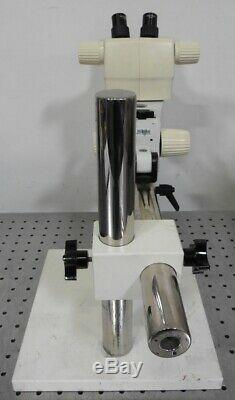 G168977 Leica GZ4 Stereo Zoom Microscope with Boomstand