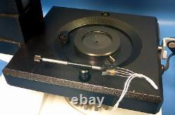 GIA Gem Gemolite Mark VII 776 Stereo Microscope with Leica Stereo Zoom 6 Head