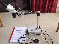 GXM C2-D Stereo Binocular Microscope Ultra Long Working Distance