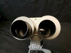 Kyowa Tokyo SD-2P Binocular Stereo Zoom Microscope Head Japan HWF 10X Lenses